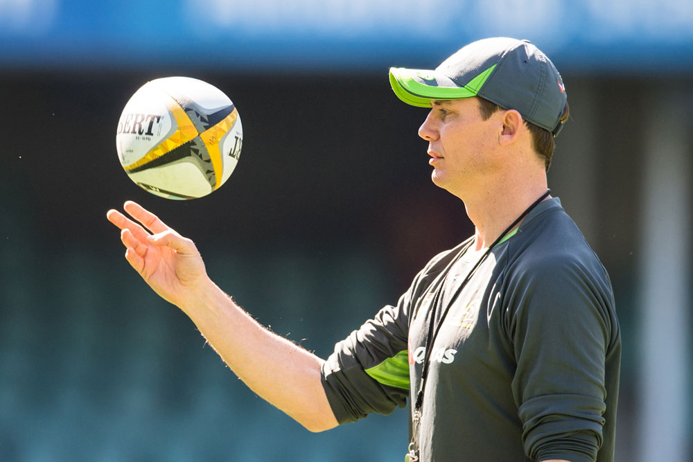 Stephen Larkham says the Bledisloe special. Photo: ARU Media/Stu Walmsley
