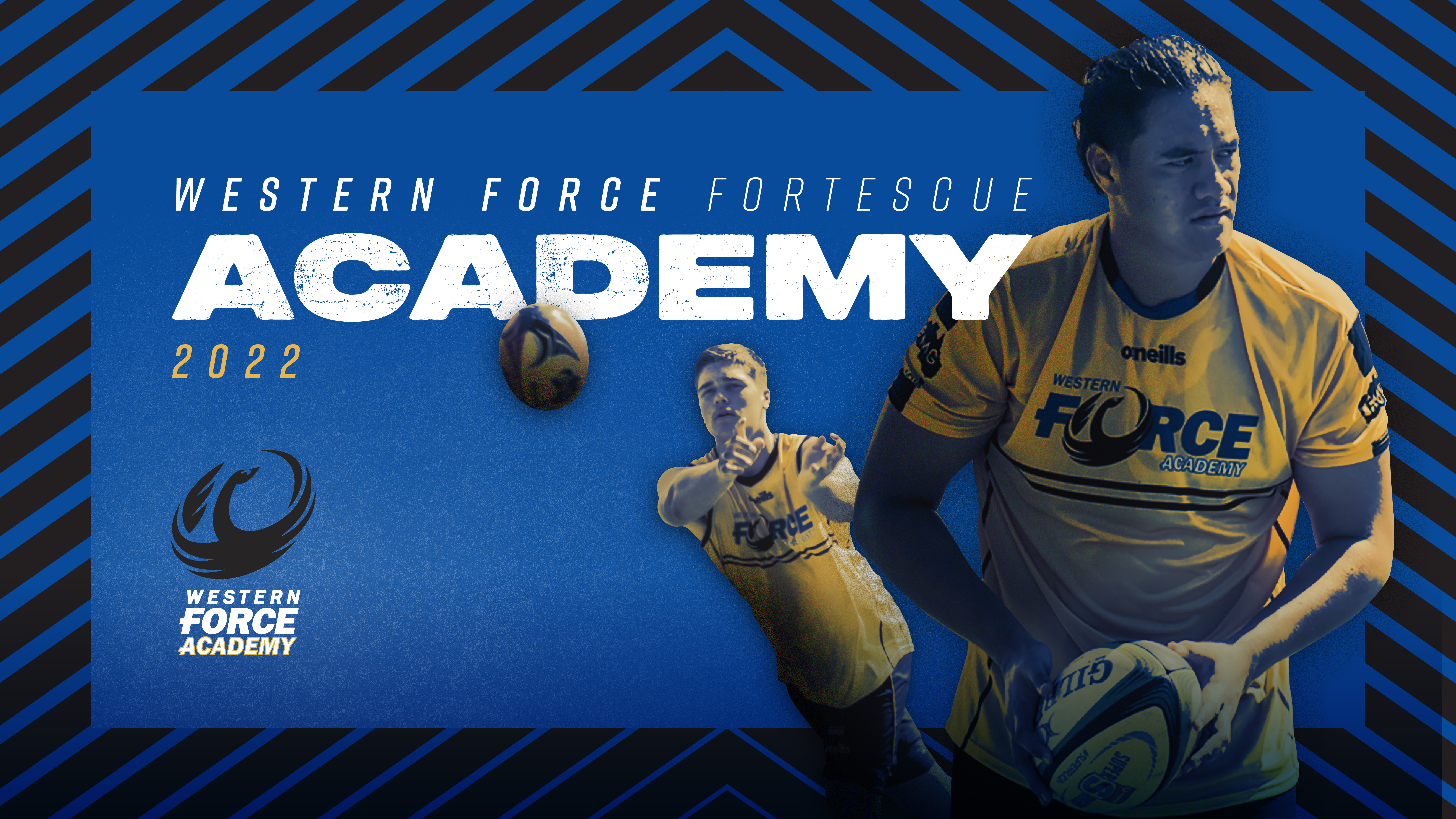 Western Force Academy Top Tier Title card