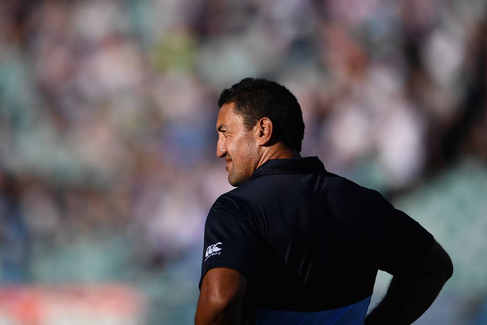 Daryl Gibson departs after seven years with the Waratahs. Photo: Getty Images