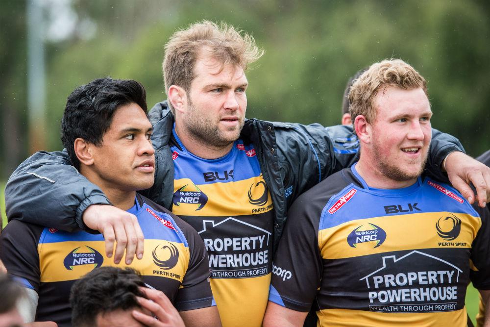 McCalman made his return to rugby via the Buildcorp NRC. Photo: ARU Media/Stu Walmsley