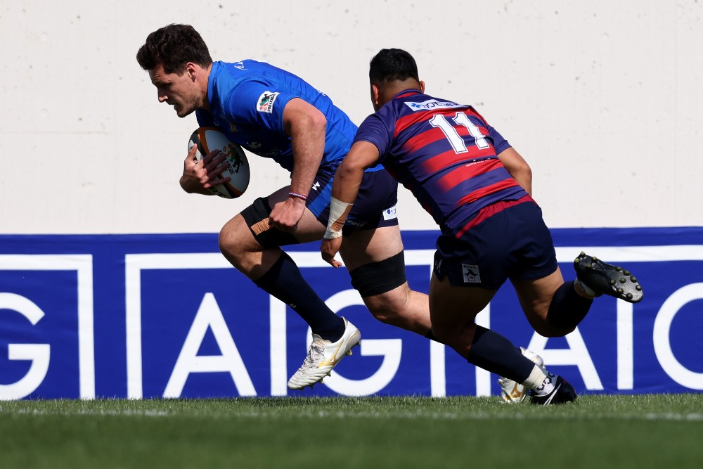 Jack Cornelsen is excited about the potential of playing against the Wallabies. Photo: Getty Images