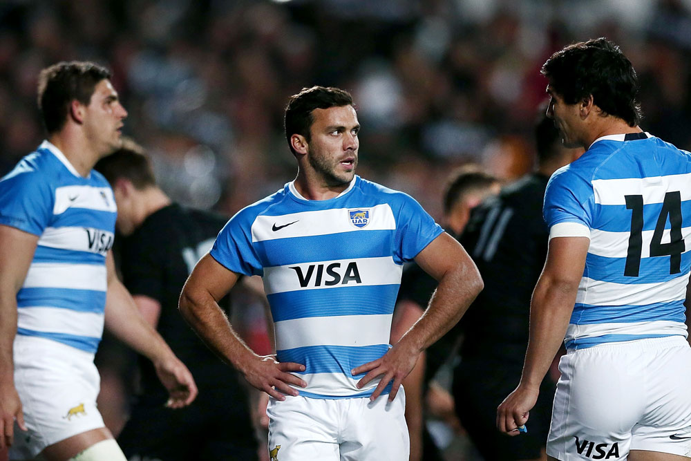 Argentina has been impressive in the Rugby Championship. Photo: Getty Images