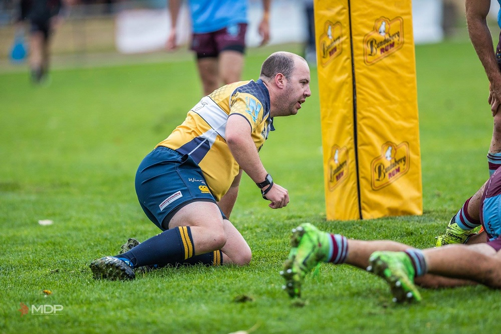 Refereeing Rugby