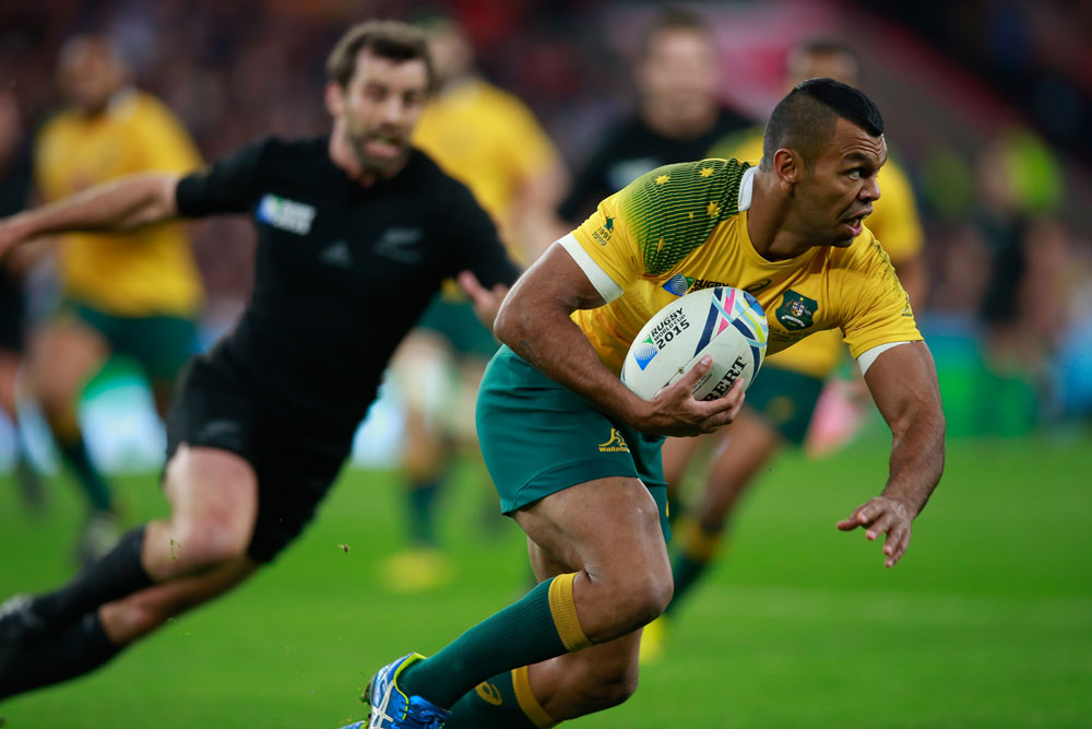 The Wallabies missed Kurtley Beale in June. Photo: Getty Images