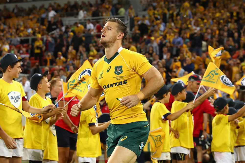 Rob Horne is one of those in the mix to line up against the All Blacks. Photo: Getty Images