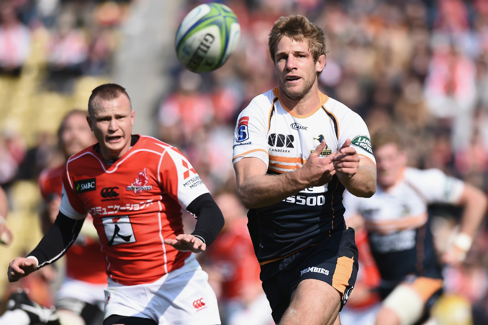 Kyle Godwin is heading to Connacht. Photo: Getty Images