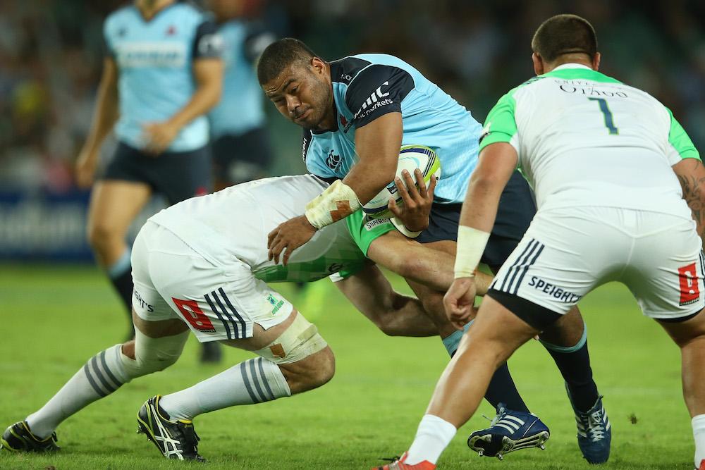 Tolu Latu will play for Sydney Uni on Saturday. Photo: Getty Images