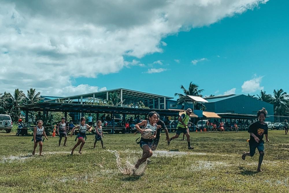 Cook Islands Quick Rip activities during September 2021