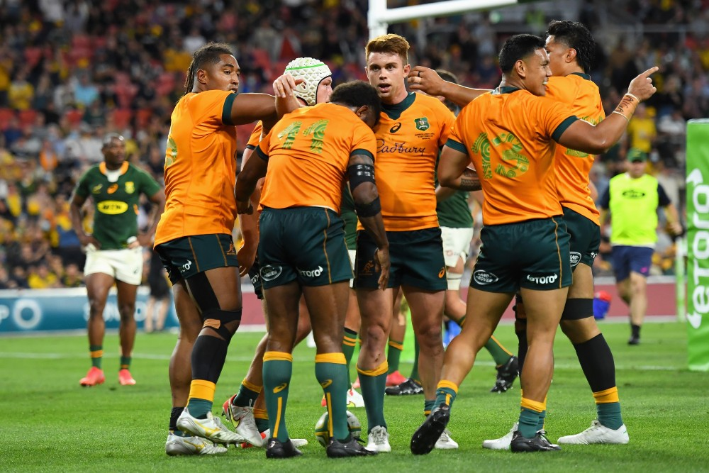 The Wallabies have backed up their win after a strong 30-17 win over South Africa