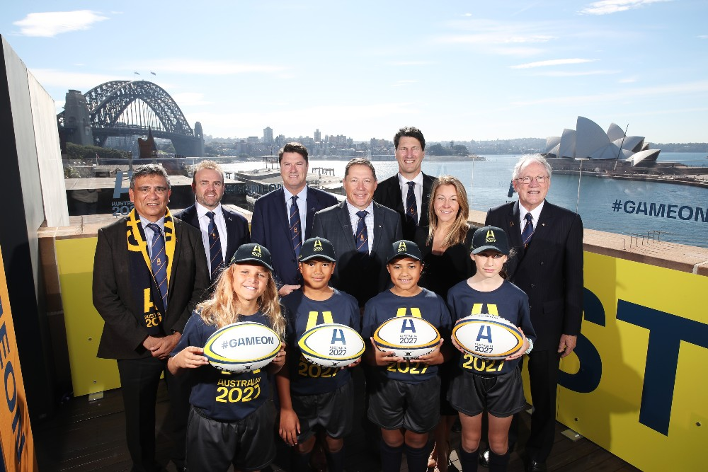 Rugby Australia is hoping they can build off the Olympic momentum as they push for Rugby World Cup 2027