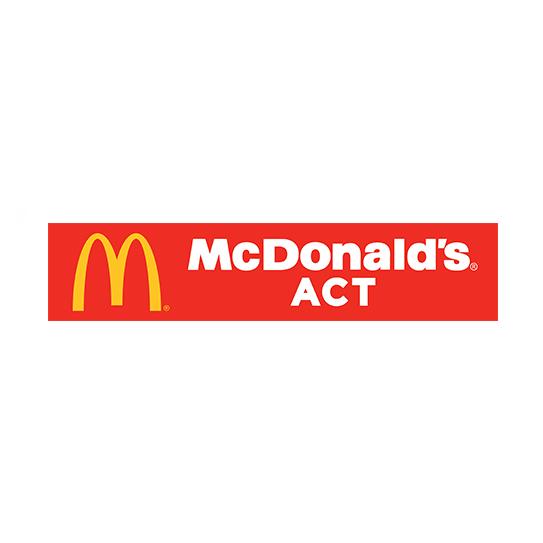 McDonalds ACT