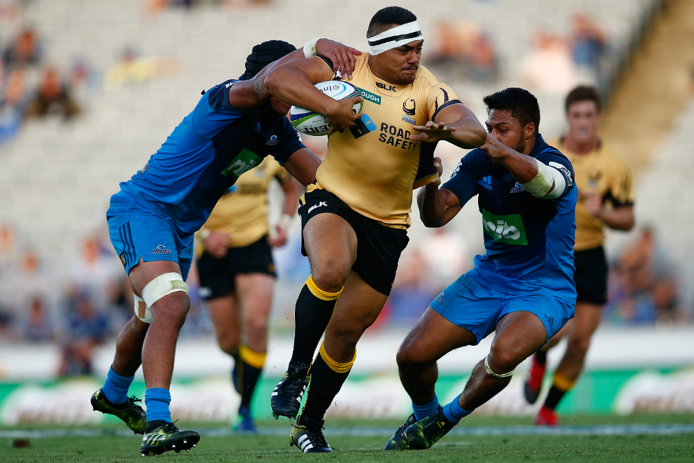Shambeckler Vui has had a big year. Photo: Getty Images