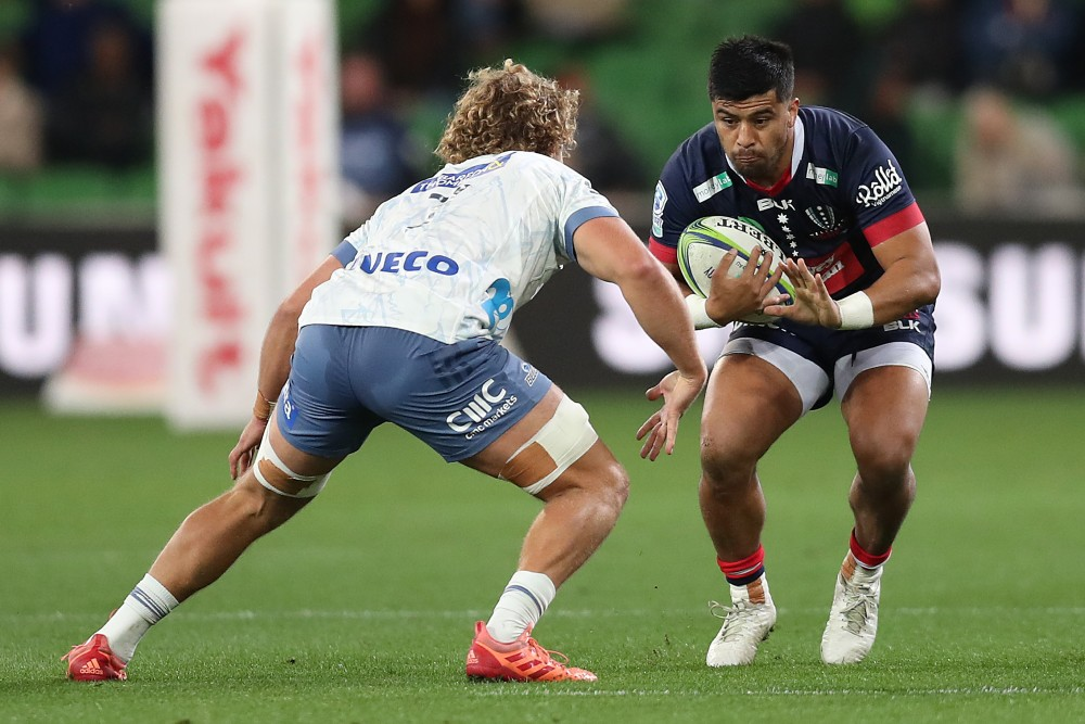 The Rebels have re-signed James Hanson, Stacey Ili, and George Worth, while welcoming back Efi Ma'afu. Photo: Getty Images