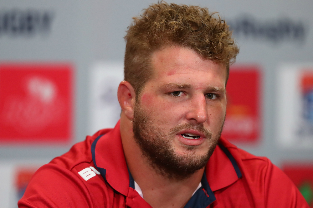James Slipper won't feature against the Lions. Photo: Getty Images
