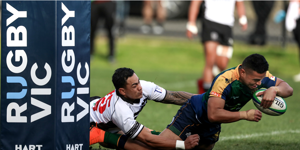 Rugby Vic Post