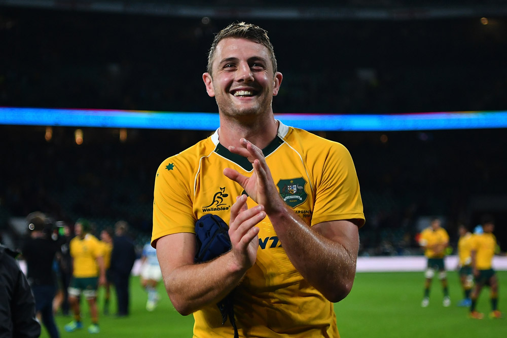Dean Mumm will be available to play England. Photo: Getty Images