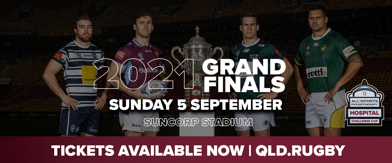 QLD Finals Banner