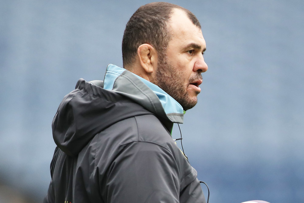 Michael Cheika doesn't like the term 'resting'. Photo: Getty Images