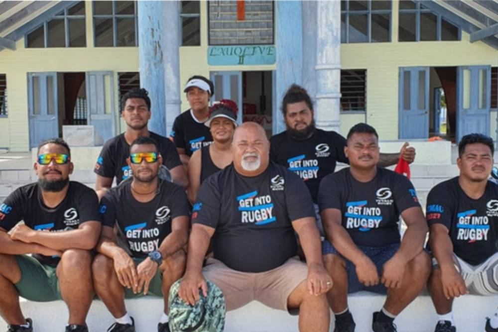 Tuvalu Rugby Union Get into Rugby Volunteers