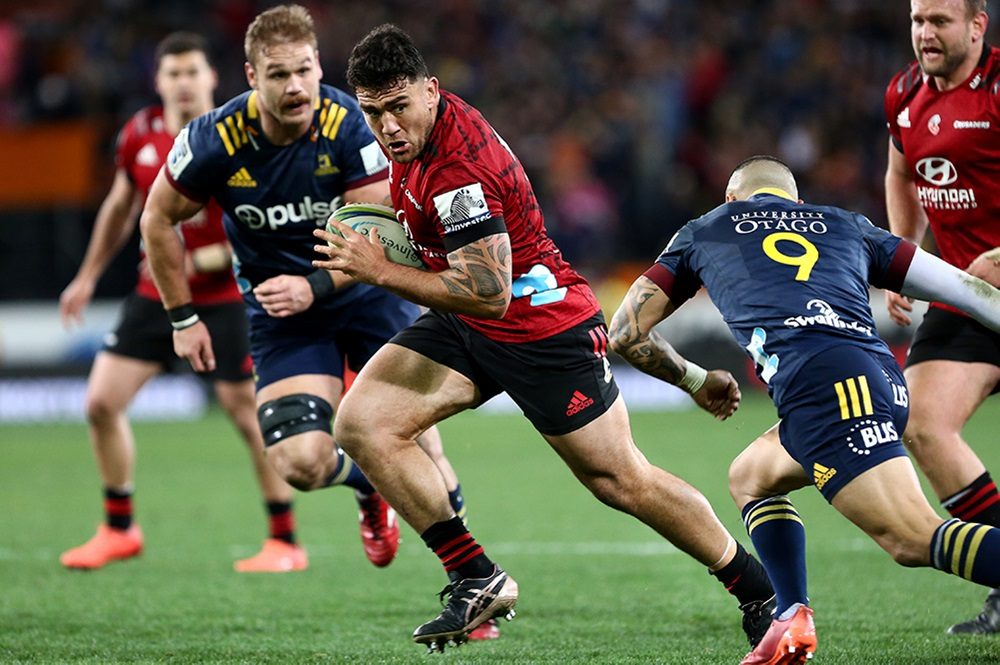 The Crusaders will look to continue their winning streak against the Highlanders this evening | Getty Images
