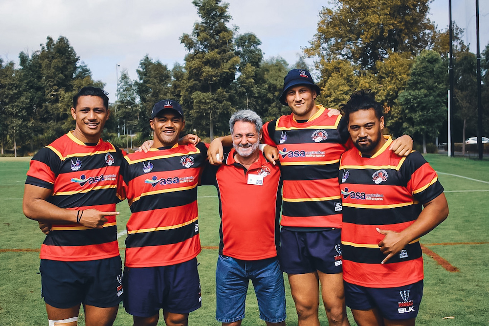 Northern Panthers' President, Grant Wason, believes Rob Leota's rise to Wallabies' honours has generated great pride and inspiration in the Darebin community.