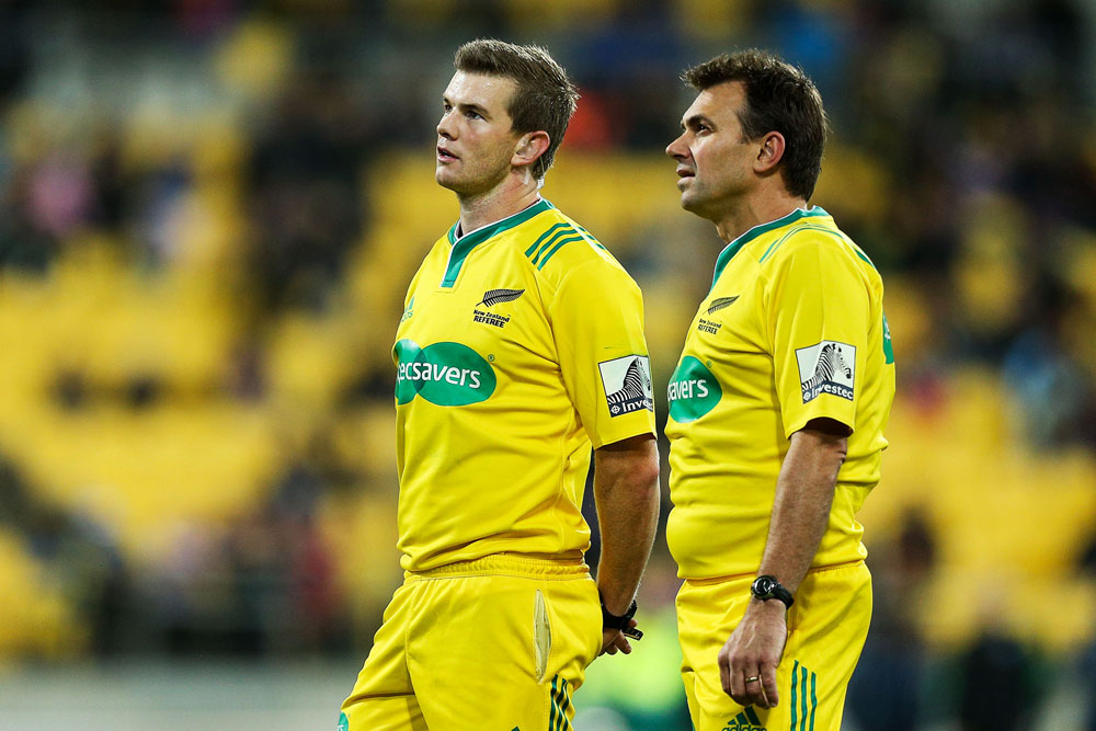 SANZAAR wants to minimise the time consumed by TMO reviews. Photo: Getty Images