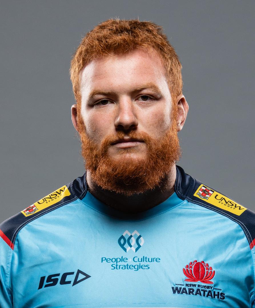 Harry Johnson-Holmes Player Profile Waratahs