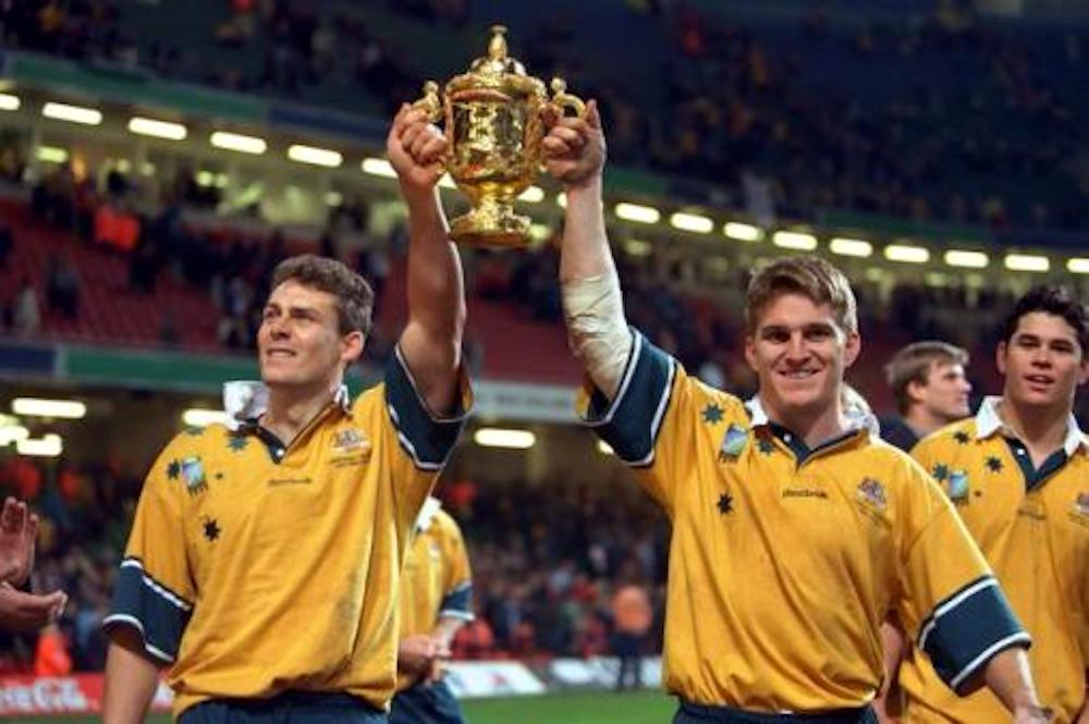 Tim Horan and Jason Little were among the Wallabies' greatest centre pairings.