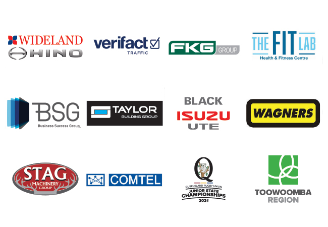 QLD Rugby State Championships Partners
