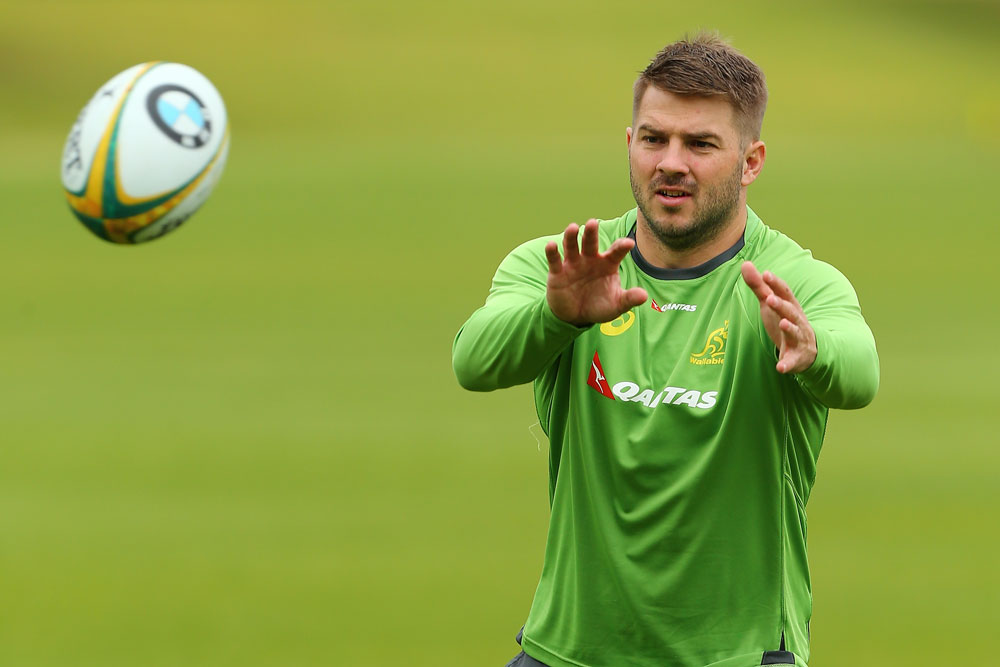 Drew Mitchell wants to come home. Photo: Getty Images