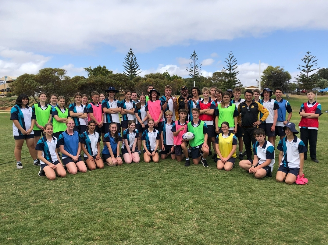 RugbyWA Geraldton Trip