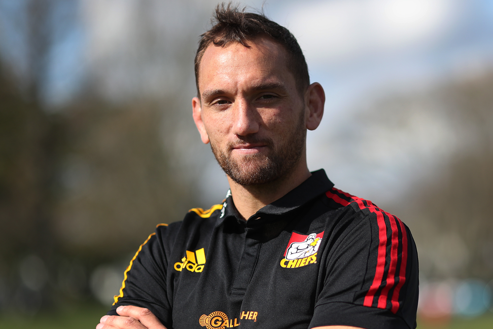 Aaron Cruden will start for the Chiefs this weekend. Photo: Getty Images