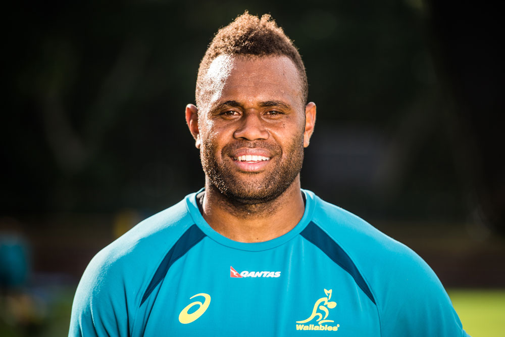 Nabuli the new face for Wallabies | Latest Rugby News | RUGBY.com.au