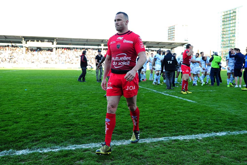Matt Giteau made it through a disappointing match. Photo: Getty Images