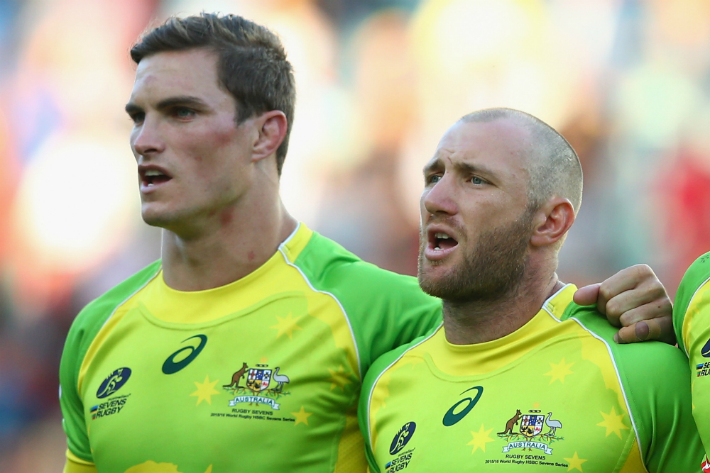 Ed Jenkins and James Stannard will have to lead from the front with so many new faces in the squad. Photo: Getty Images