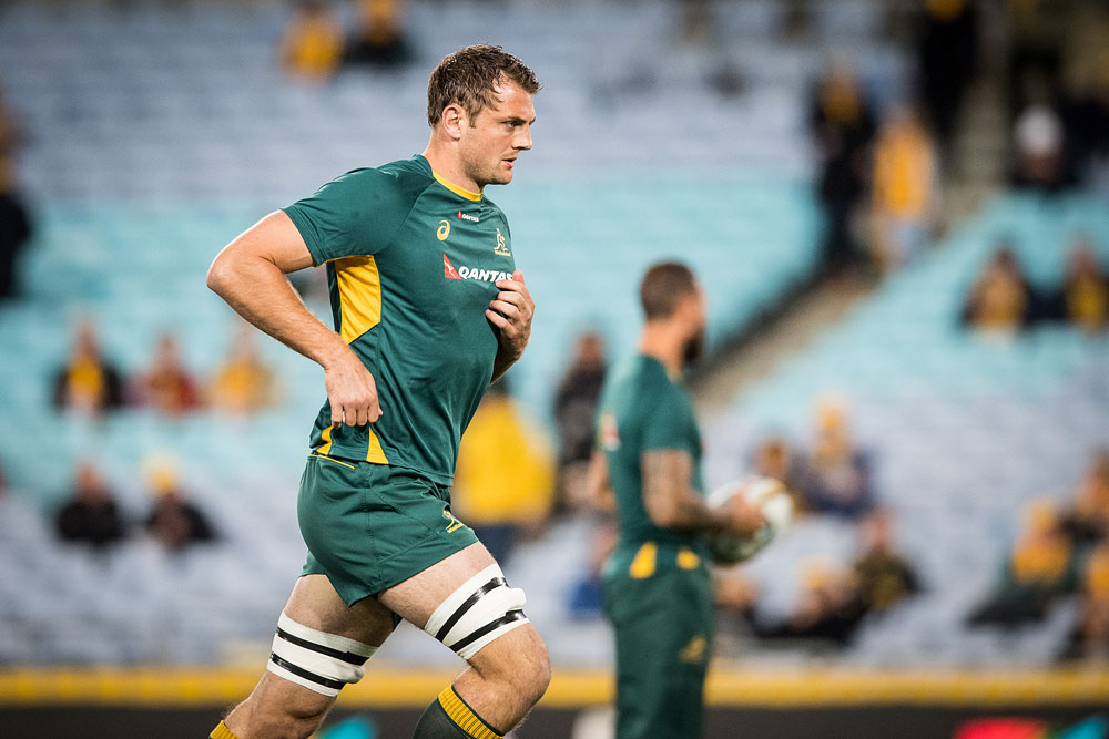 Could Dean Mumm crack the starting side? Photo: ARU Media/Stu Walmsley