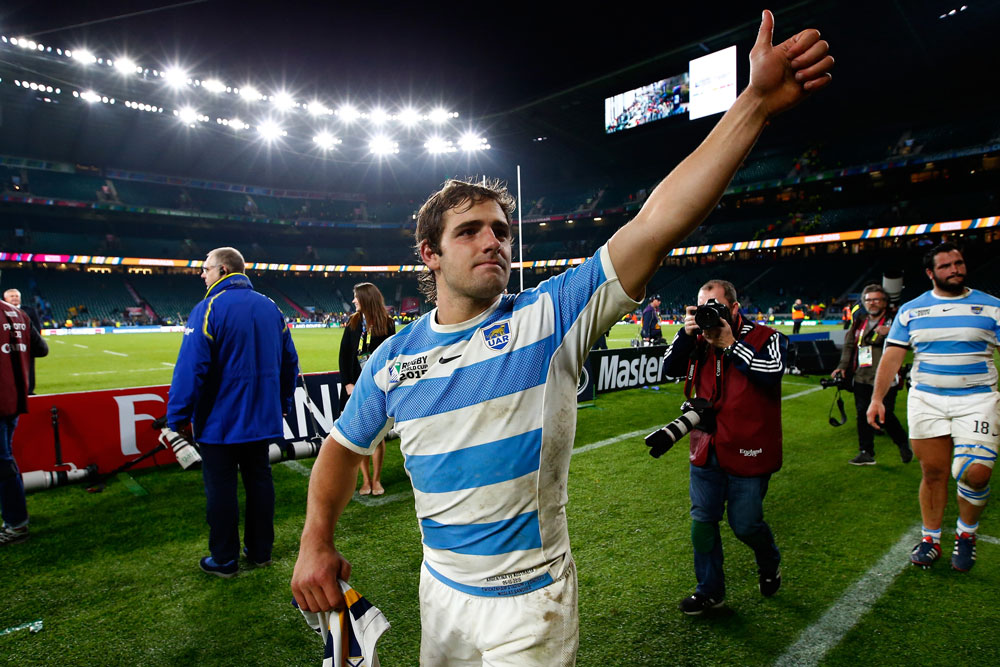 The Pumas made the 2015 Rugby World Cup semifinals. Photo: Getty Images