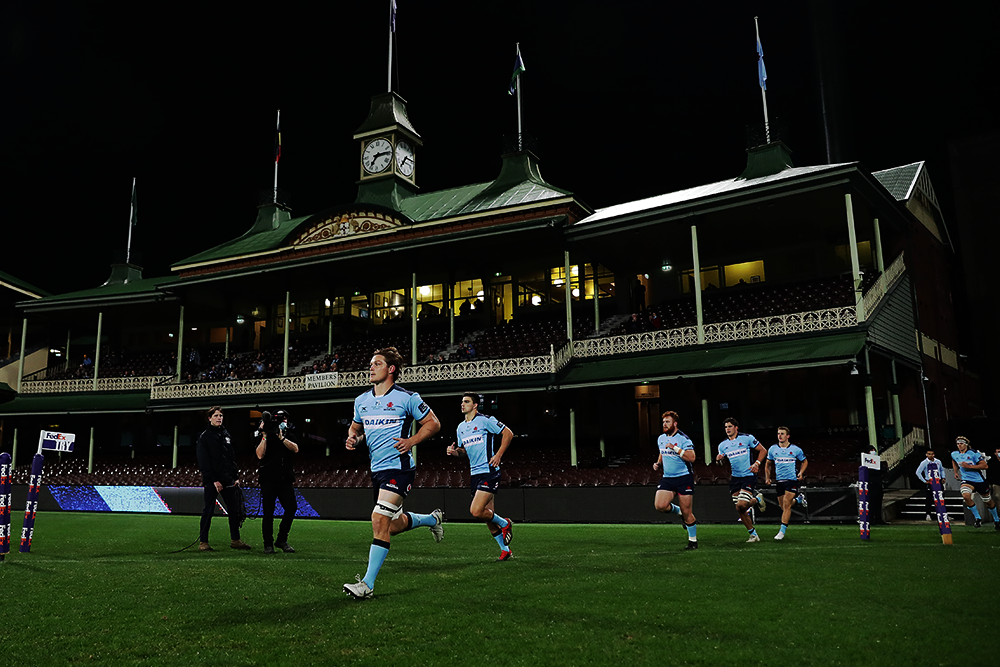 The NSW Waratahs will player their final two home games at the iconic SCG. Photo: Getty