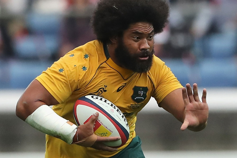 Tatafu Polota-Nau feels he has plenty more to give. Photo: Getty Images