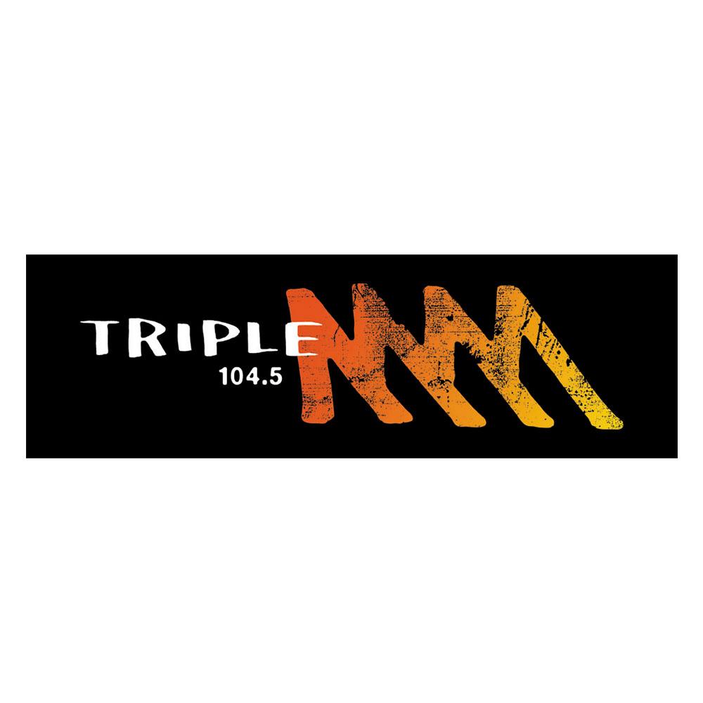 Triple M Logo Reds