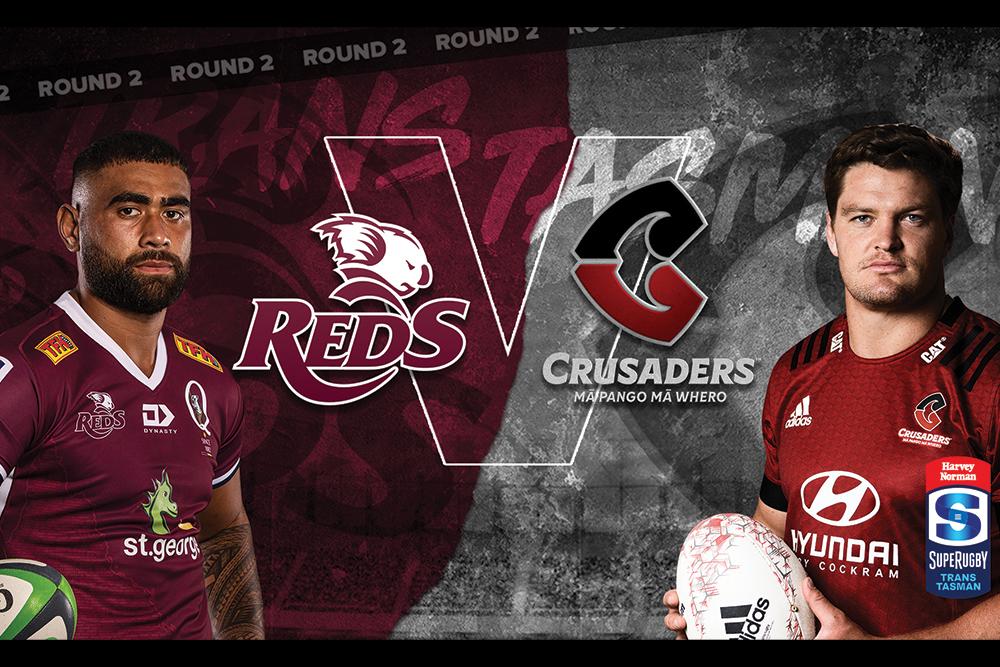 Reds V Cru