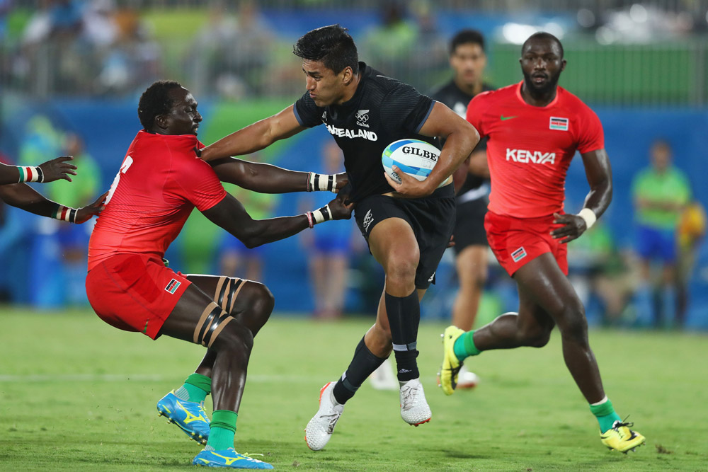 Rieko Ioane played for New Zealand's Sevens in the Olympics. Photo: Getty Images
