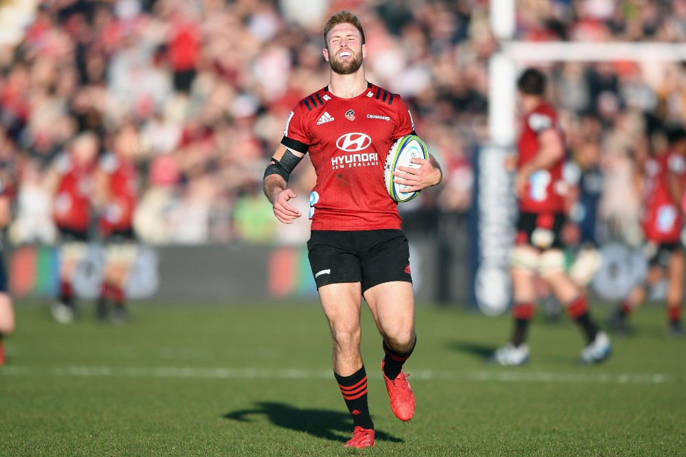 Braydon Ennor is set to return for the Crusaders ahead of the Final. Photo: Getty Images