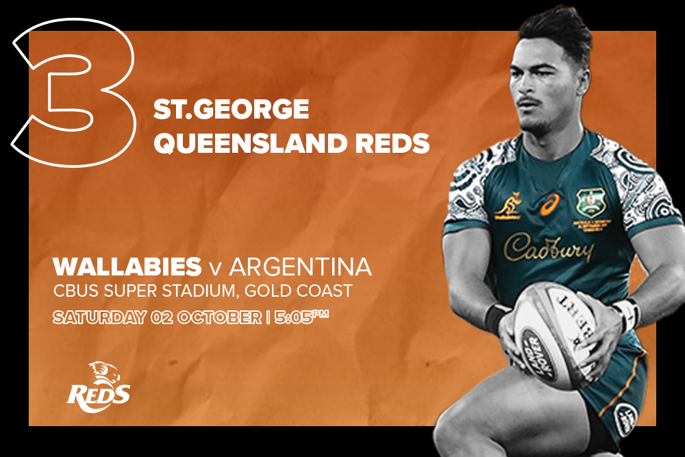 Jordan Petaia will return to the Wallabies' starting side on the Gold Coast.