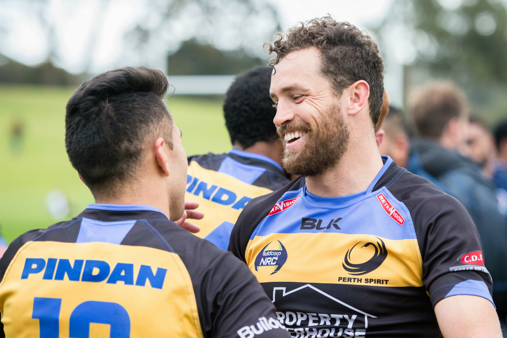 Luke Morahan has been released from Wallabies camp and will play in the grand final. Photo: ARU Media/Stu Walmsley