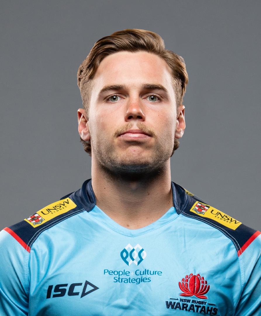 Will Harrison Player Profile Waratahs
