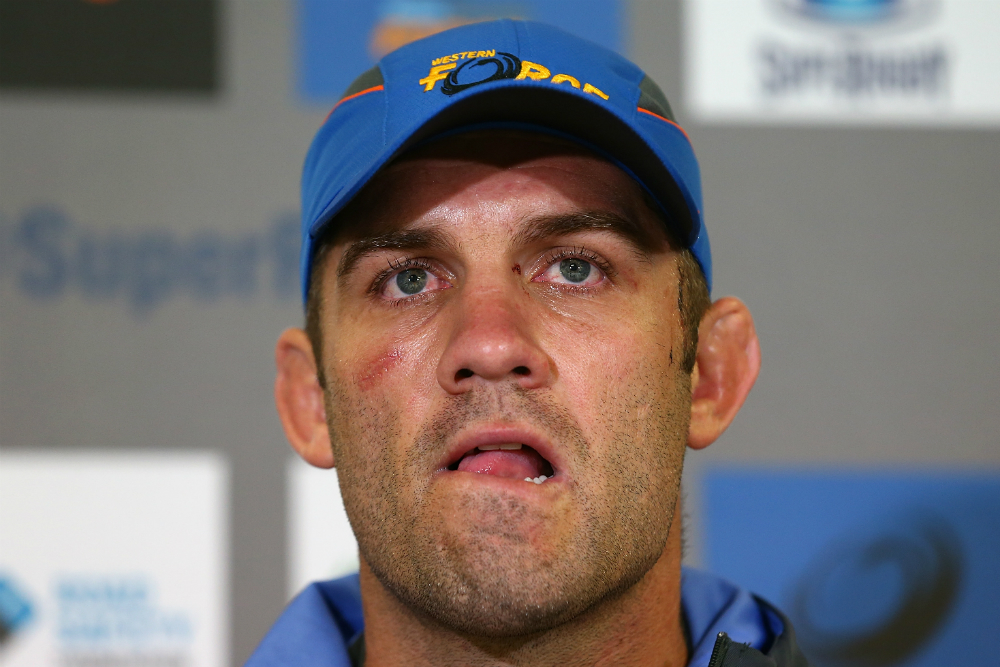 Matt Hodgson has been the leader of the players' voice in the saga. Photo: Getty Images