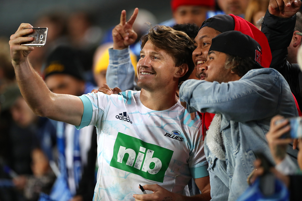 Beauden Barrett is heading to Japan. Photo: Getty Images