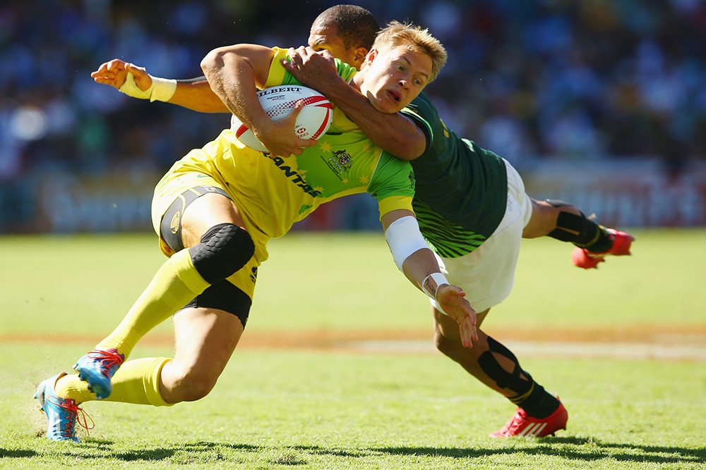Major Sevens finals will be played in two halves of seven minutes each. Photo: Getty Images