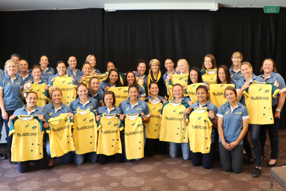 The Wallaroos are aiming for their first win against New Zealand. Photo: ARU Media